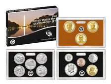2016 US Silver Proof Set 13 Deep Cameo Proofs 16RH MInt Fresh Complete