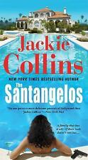 The Santangelos by Jackie Collins (2016, Paperback) BRAND NEW BOOK