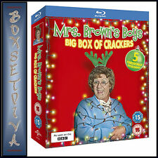 MRS BROWNS BOYS - BIG BOX OF CRACKERS  ***BRAND NEW BLU-RAY BOXSET**