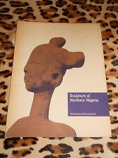 Sculpture of Northern Nigeria - Museum of Primitive Art, N.Y., 1961