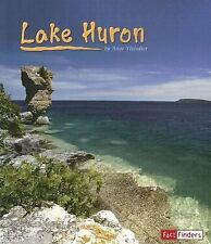 Lake Huron (Fact Finders Land and Water: Great Lakes)-ExLibrary