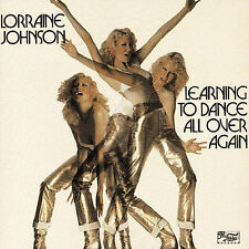 LORRAINE JOHNSON - LEARNING TO DANCE ALL OVER AGAIN - CD