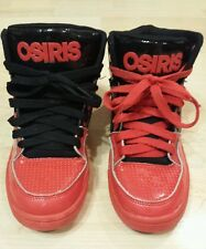 Osiris Hi - tops Running Gym Athletic Rubber Shoes size 5.5 Price Dropped!