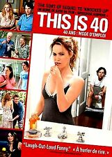 BRAND NEW DVD // This Is 40  // Albert Brooks, Megan Fox SEQUEL / KNOCKED UP