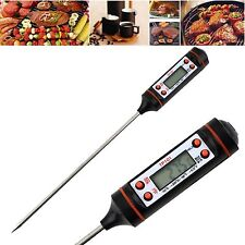 Digital probe thermometer food temperature sensor for cooking baking jam meat