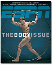 """Blake Griffin LA Clippers NBA ESPN The Body Issue Fridge Magnet 2.5"""" x 3.0"""""""