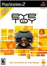 Sony EyeToy & Play Game (PlayStation PS2) Be the Star of the Game!   **NEW**