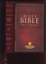 Holman Christian Standard Bible, red letter text edition, 2004 coded 1st edition