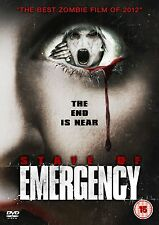 """State of Emergency  on DVD, 2012 """"The Best Zombie Film Of 2012"""""""