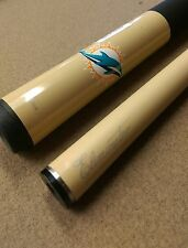Miami Dolphins Pool Cue by Cuetec w/FREE Extras