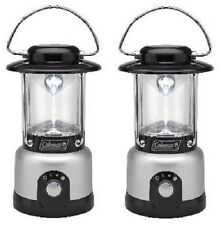 2 Coleman 2000024051  4D XPS Personal Size LED Battery Operated Camping Lanterns
