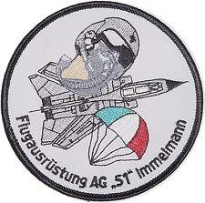 """Aufnäher Patch Luftwaffe Flugausrüstung AG 51 """"Immelmann"""" ........A4684"""