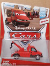 Disney Cars Deluxe Size 7/9 TOWIN' EOIN Allinol Blowout