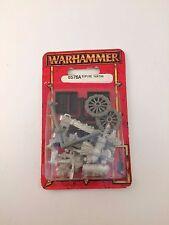 Empire Mortar - BNIB – Warhammer Empire Army – OOP – Metal
