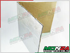 Ducati Monster S4 S4R S4RS Fairing Seat Heat Shield Protection Sticker Material