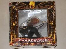 GHOST RIDER LIMITED EDITION GIFT SET 2 DVD DISC EXTENDED CUT + FIGURINE SEALED