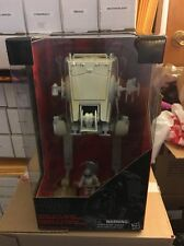 STAR WARS BLACK SERIES IMPERIAL AT-ST WALKER AND DRIVER WALMART EXCLUSIVE