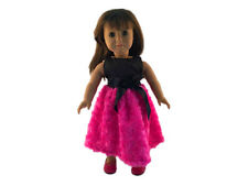 2016 fashion clothes dress for 18inch American girl doll party b169 b326