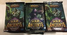 World Of Warcraft War Of The Ancients 36-count Booster Pack LOT For WoW TCG