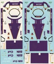 LOT DECALS 1/43 JAGUAR XJR12 LE MANS 1990 - COLORADO  DCV011