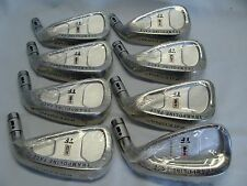 Integra Trampoline Face Golf Club Heads Lot of 8 NIP Putter, 3 thru 9