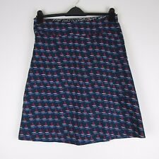 New Ladies SeaSaltCornwall 2 In 1 Skirt Size 12 Biro Flower Fathom RRP£55