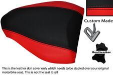 Negro & Rojo Brillante Personalizada Para Mv Agusta Brutale 910r 1078 Rr Trasera Cubierta De Asiento
