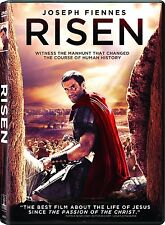 SEALED - Risen DVD NEW Joseph Fiennes 2016 Cliff Curtis BRAND NEW !