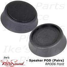 RetroSound RetroPod RPOD6 Universal 6.5 Speaker Mount/Pod/Kick Panel-Pair