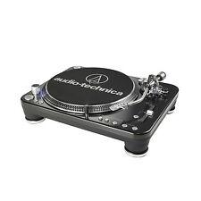 Audio-Technica AT-LP1240 USB Tourne-disque / (Noir/noir) NOUVEAU + OVP