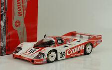 1984 Porsche 956 L 24h Le Mans Canon # 16 Lloyd Metge 1:18 Minichamps 500 pcs