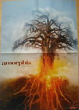 Rose Tattoo    //    Amorphis     ___    1  Poster  41 cm x 59 cm    ___      A2