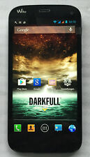 Wiko Darkfull Blu Usato Android Bluetooth LTE WhatsApp INTERNET WLAN LTE