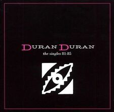 Duran Duran the singles 81-85 Duran Duran Music-Good Condition