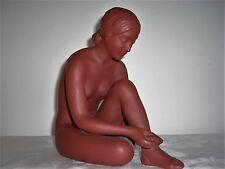 Art Deco Figur Nackte Nude Goldscheider Wien Nr.8508  Künstler Lorenzl