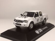1/43 Nissan Pick-up 2007 UN Peacekeeping Vehicle Diecast car model