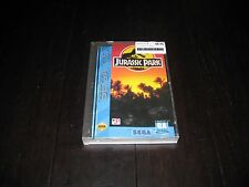 Jurassic Park for Sega CD Console by Dynamix Entertainment - Complete