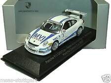 Porsche 911 GT3 Carrera Cup 2007 #3 Westbrook Team Araxa Racing Minichamps 1:43