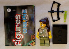 Lego Series 12 Collectible Minifigure -- Dino Hunter  *complete*