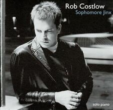 Rob Costlow-Sophomore Jinx CD NEW