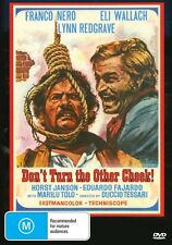 DON'T TURN THE OTHER CHEEK - WESTERN - NEW & SEALED DVD