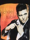 MICHAEL BUBLE TO BE LOVED TOUR 2013 MEDIUM T SHIRT POP OUT OF PRINT RARE