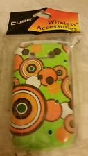 New!!! In package cube Funkadelic Blackberry Cell phone case for 8900