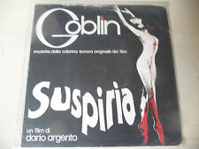 "GOBLIN"" SUSPIRIA-disco 45 giri CINEVOX it-ONLY COVER/SOLO COPERTINA-OST/RARE"