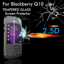 Hot 0.26mm 9H 2.5D Tempered Glass Film Thin Screen Protector For BlackBerry Q10