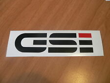adesivo Opel auto car sticker decal Astra Corsa Vectra Omega gsi lotus turbo c20