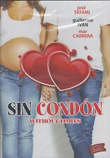 Sin Condon / Without Limits DVD NEW Guillermo Ivan NUEVO CINE 2013 SEALED