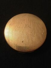 Vintage Chic Gold Compact Powder Blush by Elizabeth Arden N.Y.