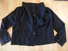 RUNDHOLZ black label tolle  Jacke schwarz Gr. M NEUw. HMI1215