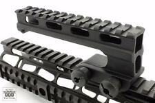Detachable Bridge Mount Tactical Open Carry Handle Picatinny Weaver Rail top